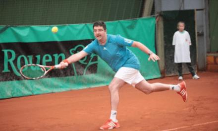Championnat Régional de Tennis Sport Adapté à Baugé !