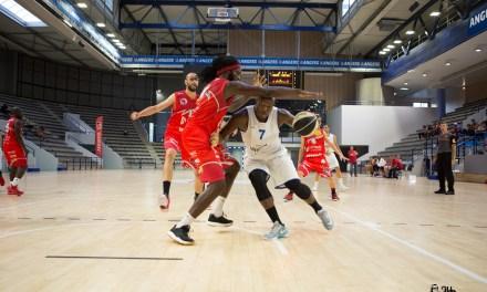 L'Étoile Angers Basket s'incline à domicile face à Challans (64-70).