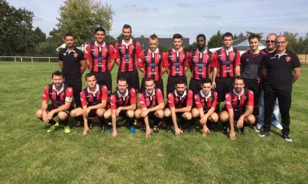 D1 (22e journée) : Longuenée-en-Anjou a fait le boulot face l'équipe réserve du Foyer de Trélazé (2-1).