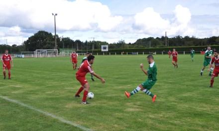 DSR : Première journée cruelle pour Murs-Érigné face à l'AL Châteaubriant (0-1).