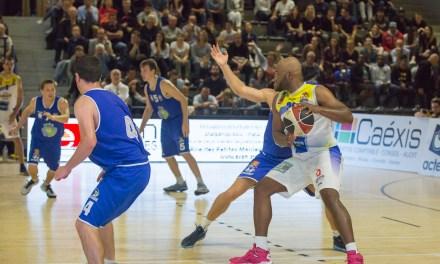 NM2 (4e journée) : L'Étoile Angers Basket réussit sa première sortie à domicile face à Cherbourg (88-69).