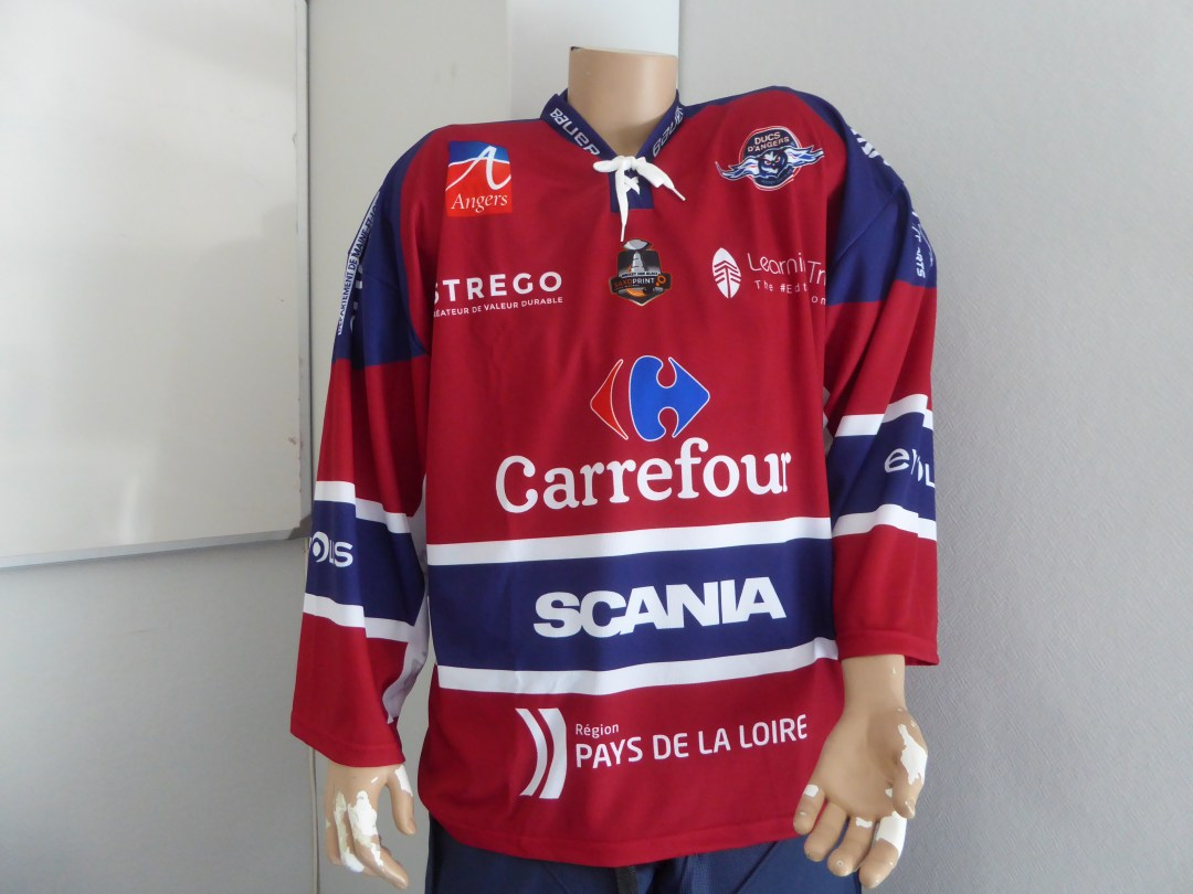 Maillot Ducs Angers (2017-2018)