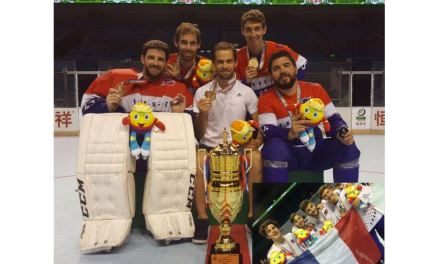 World Roller Games : Dix angevins champions du Monde !