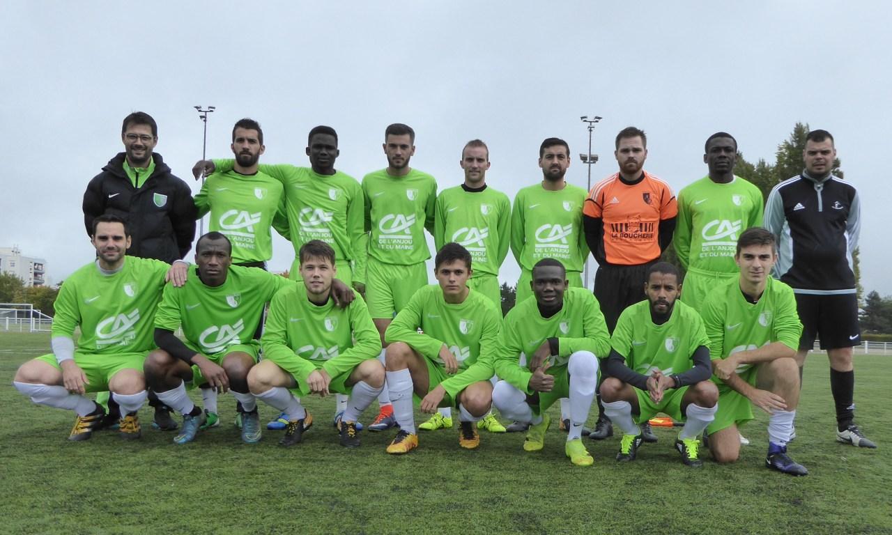 D1 (7e journée) : Match bien maîtrisé des Ponts-de-Cé face à la réserve du Foyer de Trélazé (3-0).