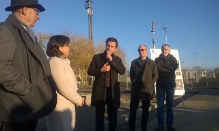 La Ville d'Angers investit 1,6 million d'euros au stade de Frémur.