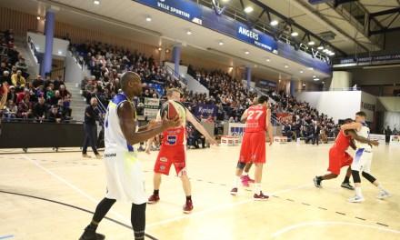NM2 (11e journée) : L'Étoile Angers Basket fait la différence en fin de match (86-56).