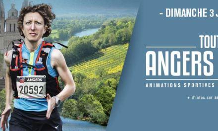 C'est parti pour les inscriptions de l'édition 2018 de Tout Angers Bouge !