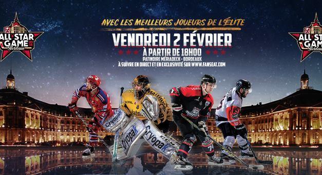 All Star Game 2018 de Bordeaux !