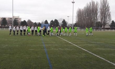 Première division, groupe A (10e journée) : pas de vainqueur entre les Ponts-de-Cé et Andrezé (1-1).