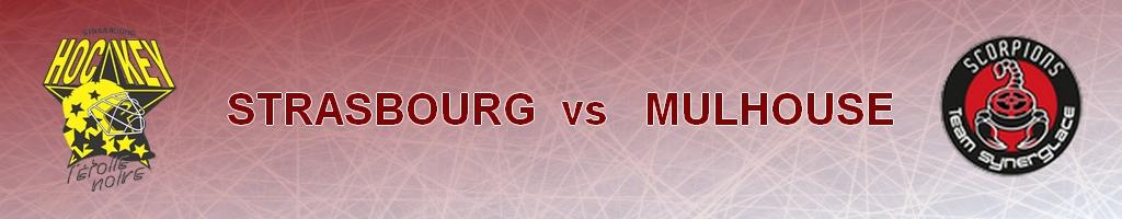 STRASBOURG vs MULHOUSE