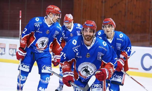 Ligue Magnus (42e journée) : Angers chute à Lyon sans avoir démérité (4-3).