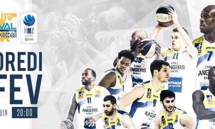 NM2 (18e journée) : L'Étoile Angers Basket s'attend à une belle opposition lavalloise, ce vendredi soir.
