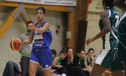 NF2 (16e journée) : Saumur Loire Basket encore battu à l'extérieur (69-46).