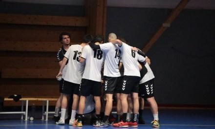 Handball pré-national : Avrillé remporte le derby aux Ponts-de-Cé !