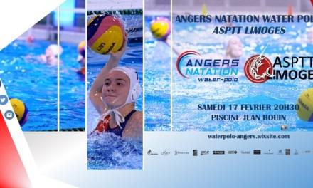 Deux victoires en deux matchs pour Angers Water-polo face au Havre (19-14 et 18-6).