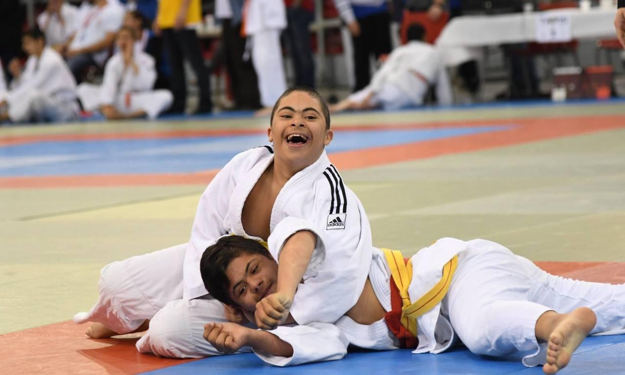 Le Championnat Régional de Judo Sport Adapté, c'est ce dimanche à Angers !