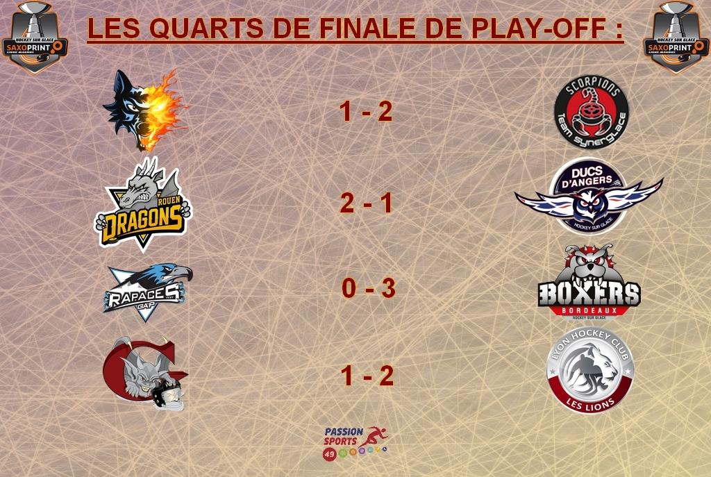 quart de finale match 3