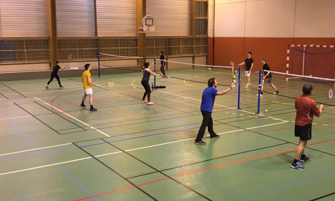Entretien avec Maxime ROTIER, entraîneur-joueur à la Vaillante Sports Angers Badminton.