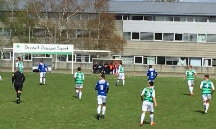 DRH (18e journée) : Angers NDC remporte une victoire logique face à l'équipe réserve de Vertou (1-0).