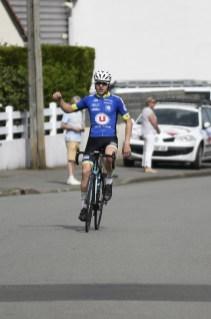 Anatole Leboucher triomphe chez les cadets