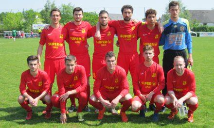 Coupe de l'Anjou (Quart de finale) : Pellouailles-Corzé se qualifie face à Bouchemaine (1-0).