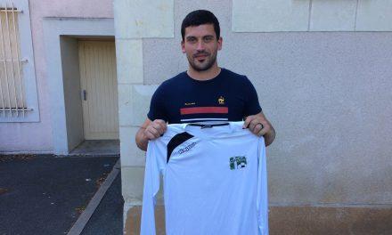 Julien LEPINGLE sera un atout offensif de plus à l'effectif de la Croix Blanche Angers Football.