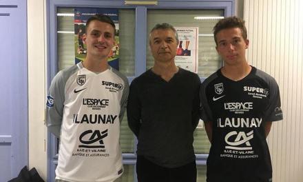 Alexis POISSONNEAU rejoint le club breton de la Tour d'Auvergne Rennes (Nationale 3).