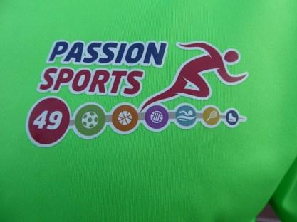 Le blason Passion Sports 49