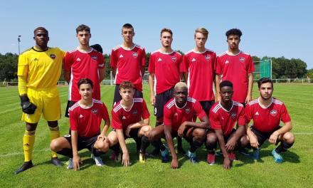 Amical (U19) : Dernier test réussi pour le SO Cholet face à Vannes (2-2).