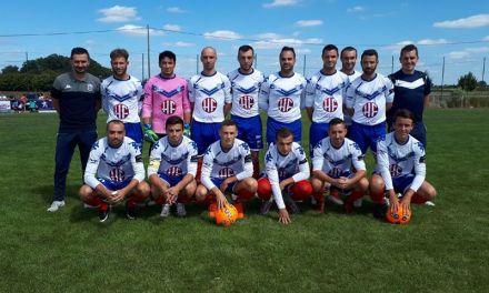 D2 (3e journée) : Sainte-Gemmes-sur-Loire a su relever la tête face à Candé (6-1).