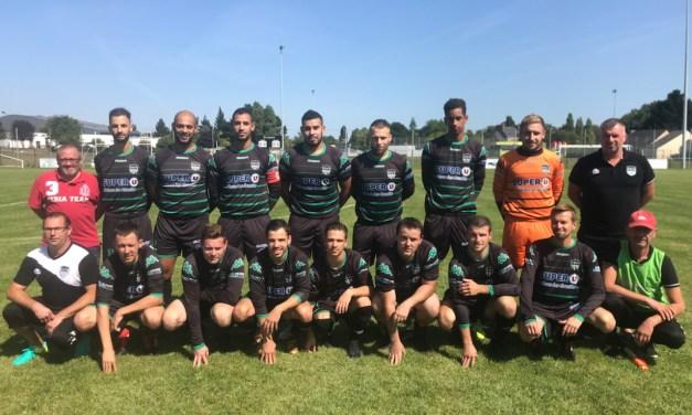 Coupe des Pays de la Loire (1er Tour) : L'OBVA s'est remis la tête à l'endroit à Saint-Mars-la-Jaille (7-0).