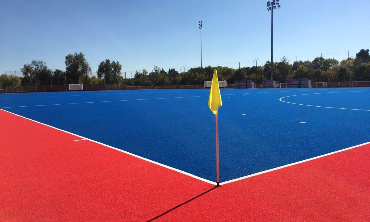 Le SCO d'Angers hockey sur gazon va inaugurer son nouveau terrain de jeu.