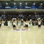 NM1 (10e journée) : L'Étoile Angers Basket s'impose au bout du suspense face à Bordeaux (80-78).