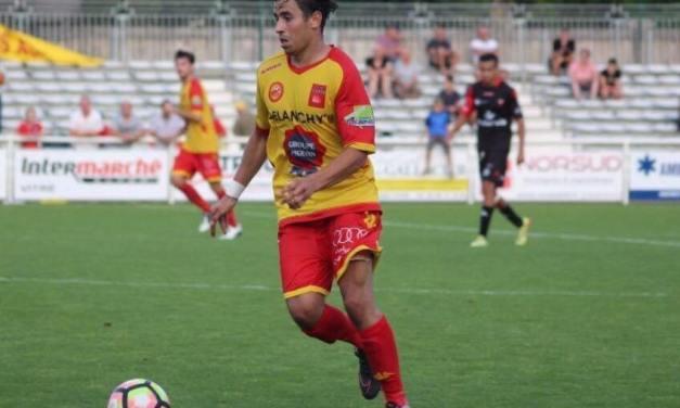Badr ZOUHIR : Je souhaite apporter mon expérience au FCPC et de reprendre plaisir dans cette belle équipe.