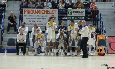 Entretien avec Laurent BUFFARD, coach de l'EAB, à quelques jours d'un match important contre Le Havre.