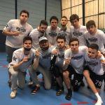 Le Magic Disc Angers termine une nouvelle fois, vice-champion de France Indoor !