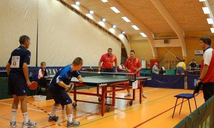 Le Championnat Départemental de Tennis de Table aura lieu le 9 février 2019 de 14h à 18h.
