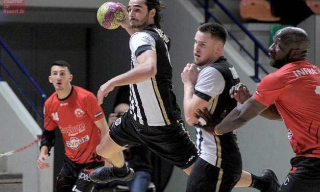 Résultats nationaux des équipes de handball du département du Maine-et-Loire.