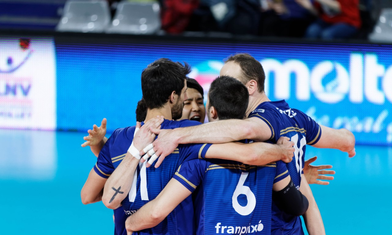 Demi-Finales : Ligue B Masculine 2019.
