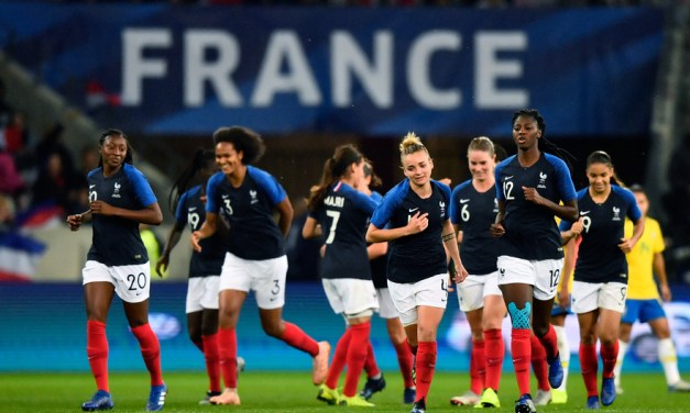 Les Françaises veulent faire la passe de trois face au Nigeria à Rennes.