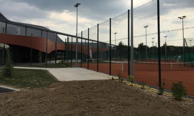 Au cœur du complexe sportif la Baumette à Angers !