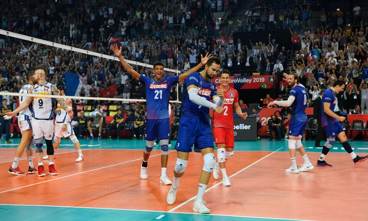 Les Bleus s'offrent l'Italie et la première place !