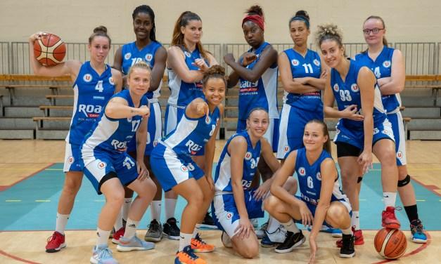 Les filles du SLB 49 reviennent de Basket-Landes avec la victoire (71-64).