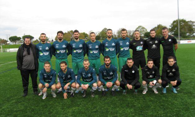 Coupe de l'Anjou (8éme de finale): L'ES Bouchemaine s'offre une belle qualification face au SO Cholet B (2-0)