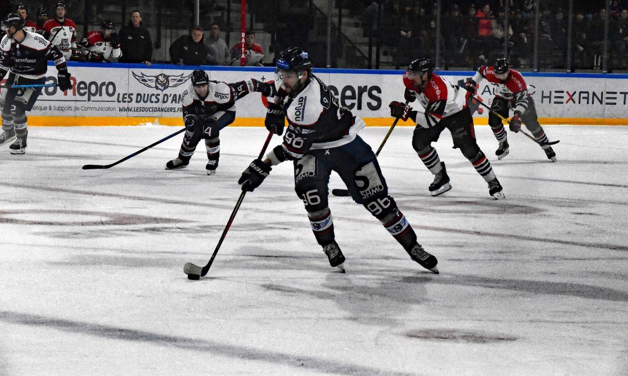 LM (M4) : Les réactions des hockeyeurs angevins, après la qualification pour les demi-finales.