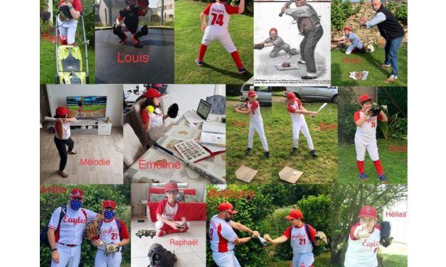 Nouvelles section chez les Eagles : baseball 5