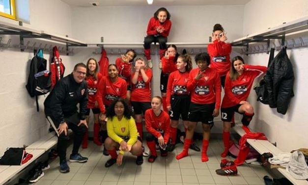Le club d'Angers SCA souhaite pérenniser sa section féminine.