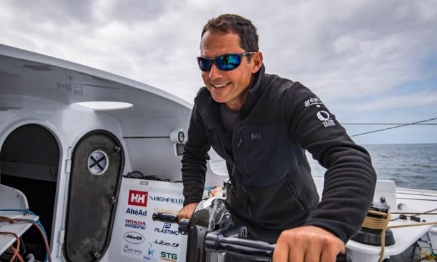 Vendée Globe : Romain Attanasio accueille un nouveau sponsor !