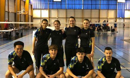 L'ASPC Badminton retrouvera bien la Nationale 3, la saison prochaine.