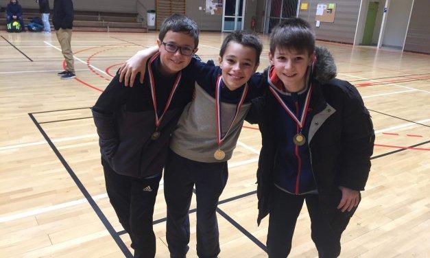 ASPC Badminton : une école de formation trois étoiles.